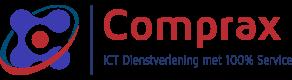 Comprax Logo en link